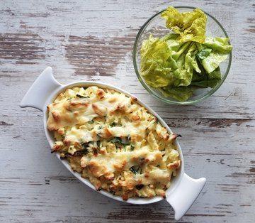 Rezept Spätzle – Bärlauch – Käse
