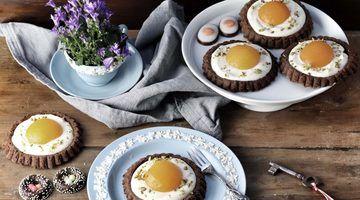 Rezept Spiegelei-Tartelettes