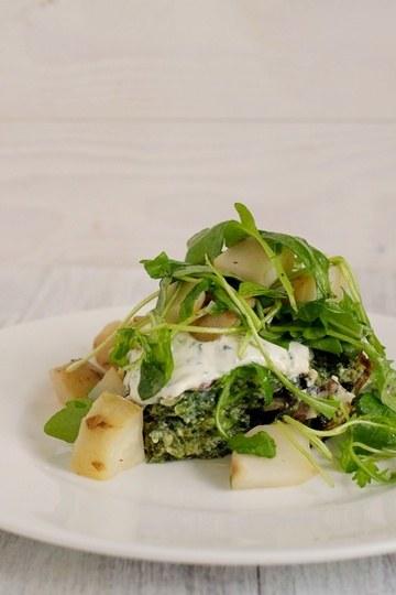 Rezept Spinat-Champignon-Auflauf