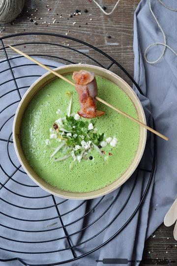 Rezept Spinat Gurken Suppe