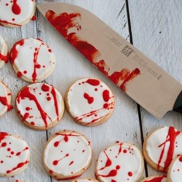 Rezept Splatter Cookies