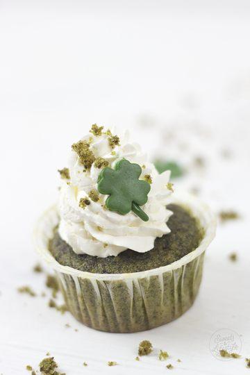 Rezept St Patricks Day Cupcakes