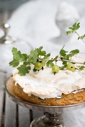 Rezept Stachelbeer-Kuchen