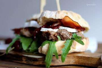 Rezept Steak-Burger