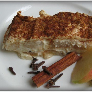 Rezept Steirisches Apfel-Tiramisu