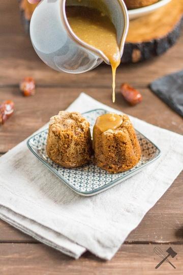 Rezept Sticky Toffee Pudding