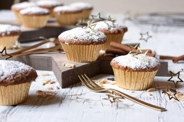 Rezept Stollen-Muffins