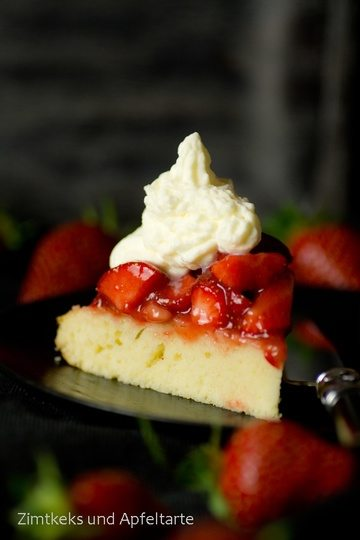 Rezept Strawberry-Shortcake
