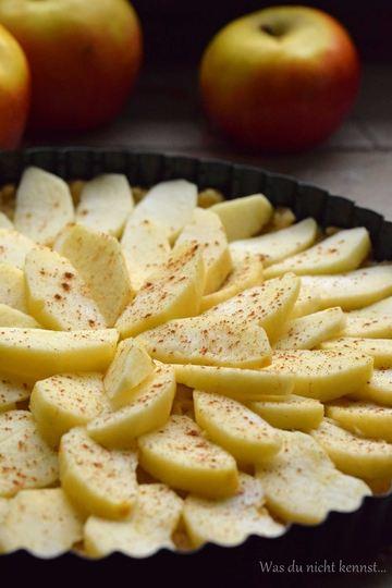 Rezept Streuselkuchen mit Apfel