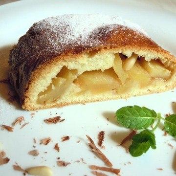 Rezept Südtiroler Apfelstrudel