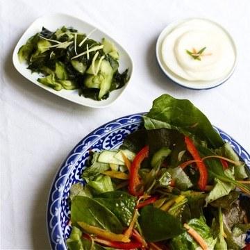 Rezept Sunomono, Tsukemono und Salada