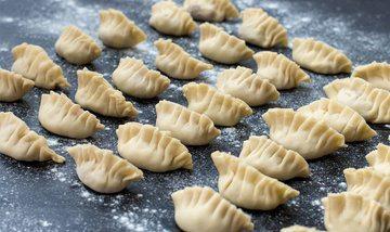 Rezept Super einfach: Asiatischer Dumpling-Teig