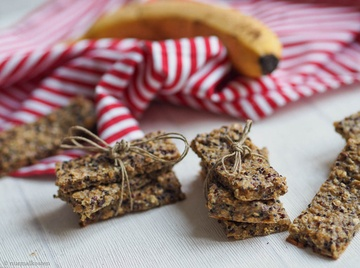 Rezept Superfood Bars