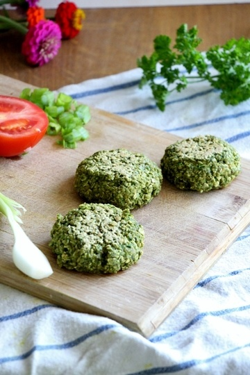 Rezept Superfood Burger Patties