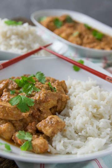 Rezept Superzartes indisches Butter Chicken
