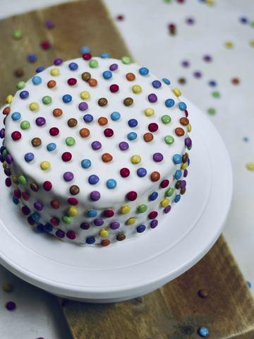 Rezept SURPRISE-CAKE