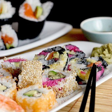 Rezept Sushi ganz leicht selbermachen