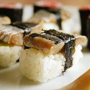 Rezept Sushi nach mediterraner Art