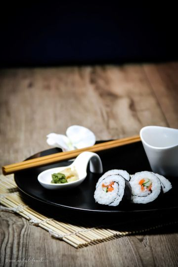 Rezept Sushi selbst gemacht