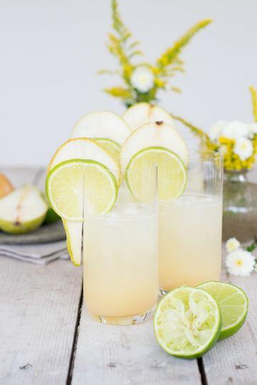 Rezept Süß-Saure Birne im Glas