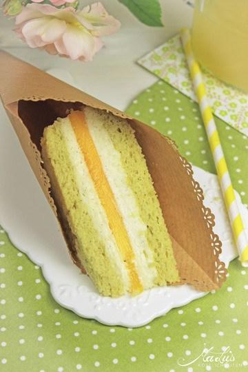 Rezept Süßes Mango Club-Sandwich