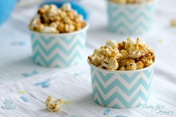 Rezept Süßes Popcorn