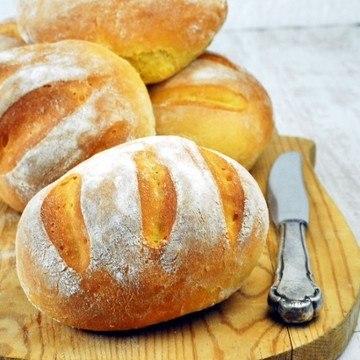Rezept Süßkartoffel-Brötchen