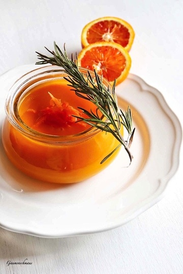 Rezept Süßkartoffel-Karotten-Suppe