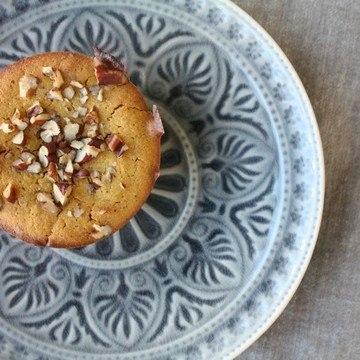 Rezept Süsskartoffeln-Safran-Küchlein