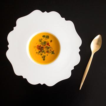 Rezept Süßkartoffelsuppe mit Orange und Pimentón de la Vera