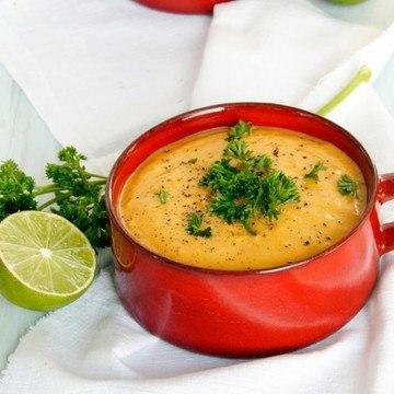 Rezept Süßkartoffelsuppe
