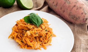 Rezept Sweet-Potato-Noodles