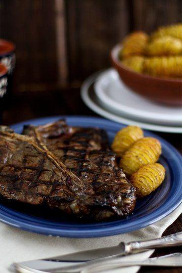 Rezept T-Bone Steak grillen - Temperatur / Würzen / Beilagen
