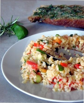Rezept Tabouleh Salat