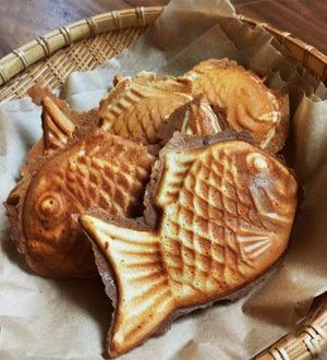 Rezept Taiyaki mit Schokoladenfüllung