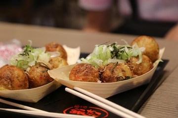 Rezept Takoyaki - Oktopusbällchen