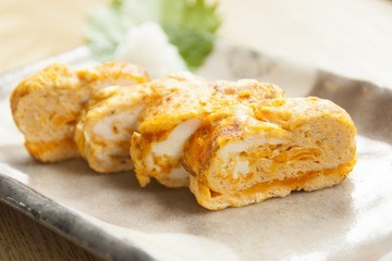 Rezept Tamagoyaki - japanisches Omlett