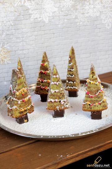 Rezept Tannenbaum-Kuchen
