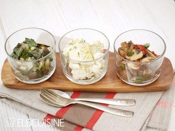 Rezept Tapas gehen immer – drei kleine Leckereien für einen köstlichen Abend!