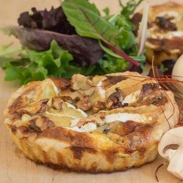 Rezept Tartelettes mit Camembert