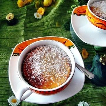Rezept Tassen-Käse-Kuchen