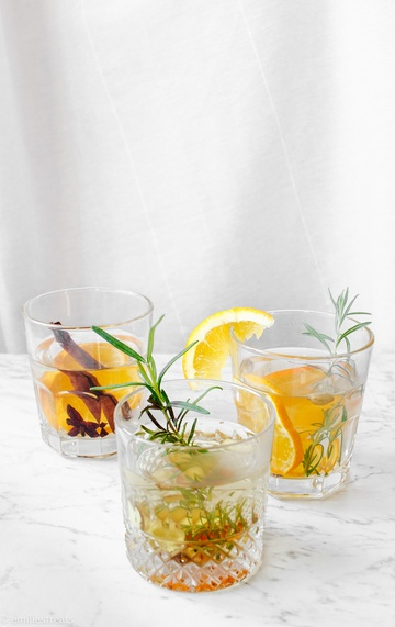 Rezept Tee selber machen: Einfache Tee-Ideen zum Selbstbrauen