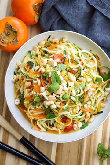 Rezept Thai Salat-Dressing + 2 Salat-Variationen