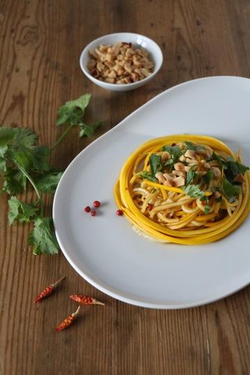 Rezept Thai Zucchini Salat