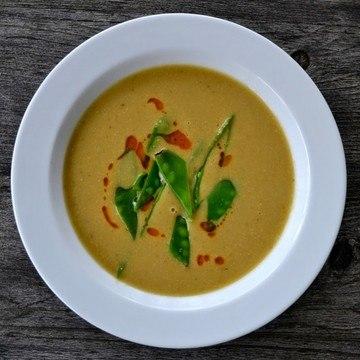 Rezept Thailändische Rote Linsen Suppe