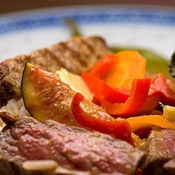 Rezept Thailändisches Rindfleischcurry mit Feigen
