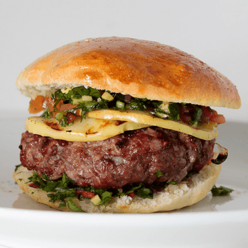 Rezept The Gaucho Burger