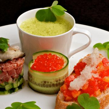 Rezept Thunfisch, Gurke und Sauerklee
