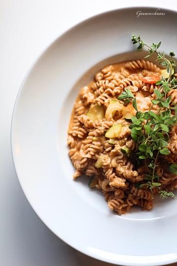 Rezept Thunfisch-Pasta aus dem One-Pot