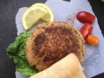 Rezept Thunfisch-Pattys